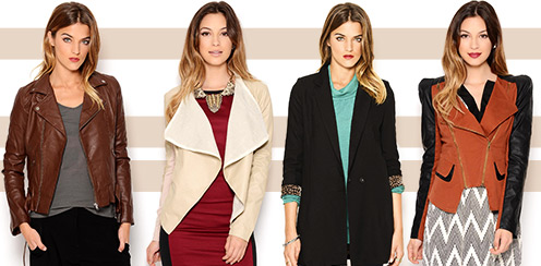 Fall Outerwear Shop from $19