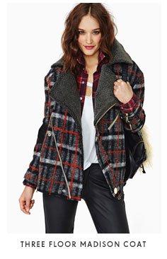 Three Floor Madison Coat