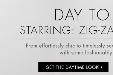 Get The Daytime Look