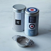 Tea Duo With Strainer