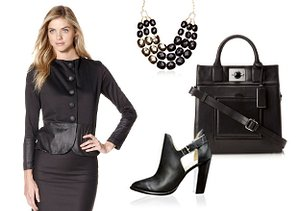 Office Ready: Leather Details