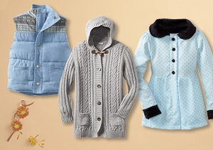 Stock Up: Girls' Cold Weather Essentials