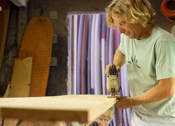 Shaper's Shed: Alai Shaping with Jon Wegener