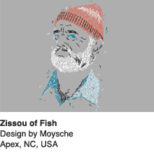 Zissou of Fish