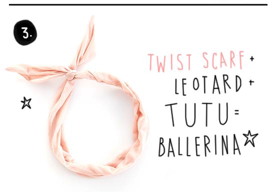 Twist Scarves