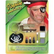 Pirate Make-up Kit Adult