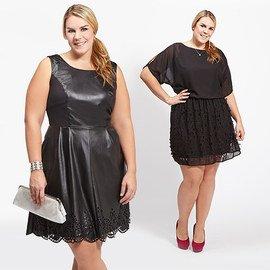 Little Black Dress: Plus-Size Picks