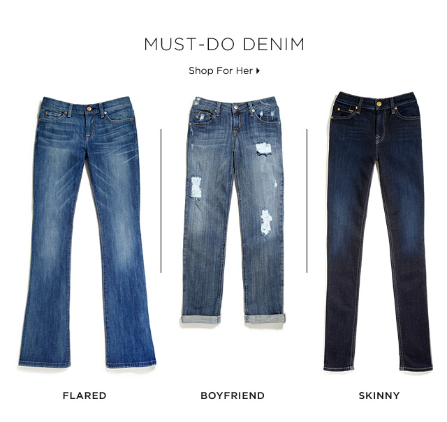 Must-Do Denim