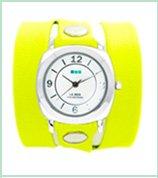 Neon Yellow Silver Odyssey Wrap