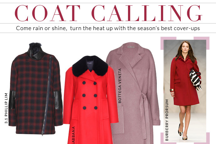 COAT CALLING