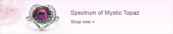 Spectrum of Mystic Topaz