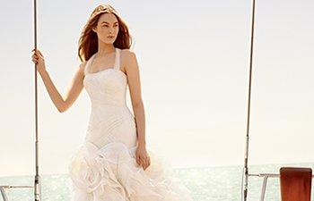 White by Vera Wang Wedding Dress