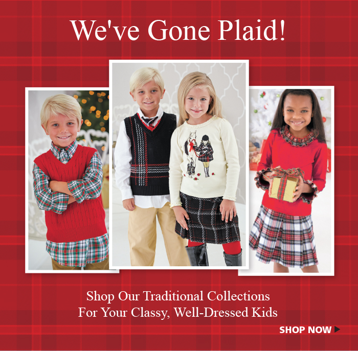 The Plaid Perfect slection