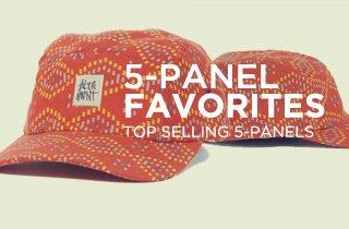 5-Panel Favorites