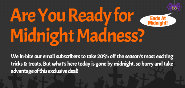 Are You Ready for Midnight Madness?