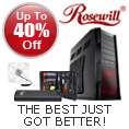 Rosewill - THE BEST JUST GOT BETTER! Up To 40% Off.