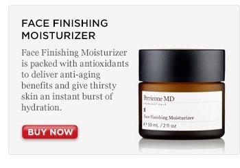 Face Finishing Moisturizer