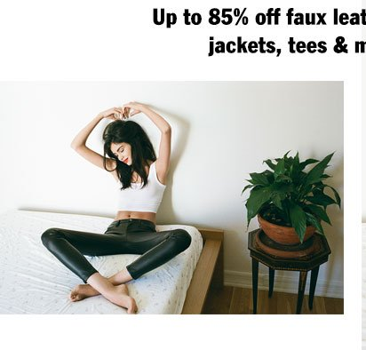 Up to 85% off