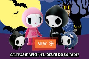 Celebrate with the til death do us part family!