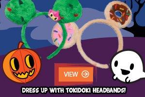 Dress up with tokidoki headbands!