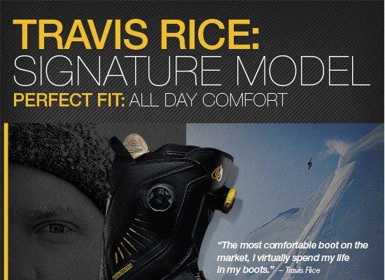 Travis Rice: Signature Model