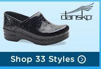 Dansko - Shop 33 Styles