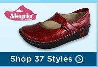 Alegria - Shop 37 Styles