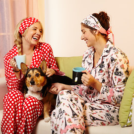 Pajama Party: Women's Apparel