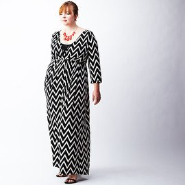 Miss Maxi: Plus-Size