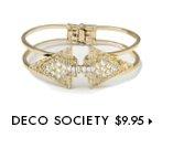Deco Society-$9.95