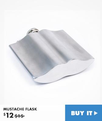 Mustache Flask
