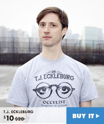 TJ Eckleburg