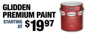 Glidden Premium Paint