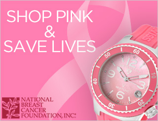 Shop Pink and Save Lives