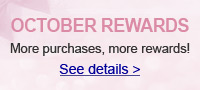 OCTOBER REWARDS