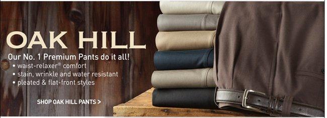 Shop All Oak Hill Casual Pants