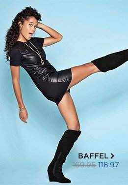 Re-Boot! Up to 30% Off! Shop Baffel