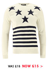 Stars And Stripes Jumper