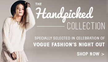 the handpicked collection  >