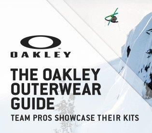 The Oakley Outerwear Guide
