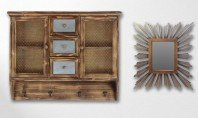 Rustic Wall Decor: Shelves & Cabinets | Shop Now