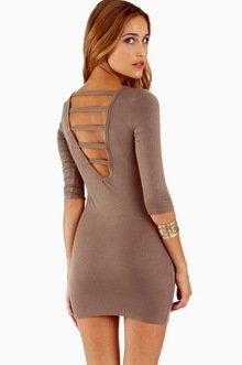 SUNNY STRAPPY BACK DRESS 26