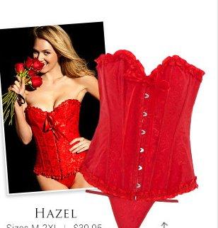 Hazel lingerie set