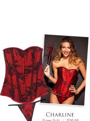 Charline lingerie set
