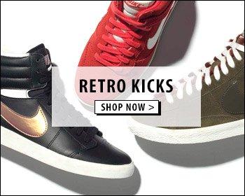 Shop Retro Kicks Trend