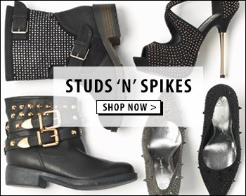 Shop Studs and Spikes Trend