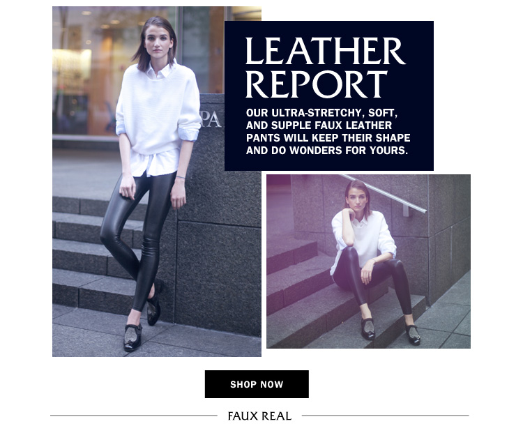 Leather Report