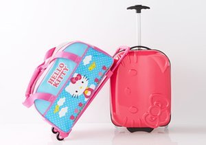 Back by Popular Demand: Hello Kitty Luggage