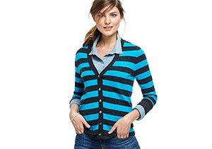 TREND: Striped Sweaters