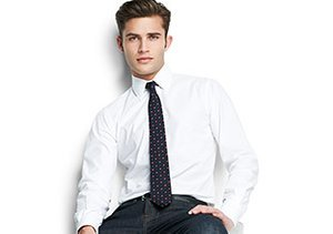 Office Attire: Shirts, Jackets & More